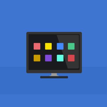 Ilustração - TV